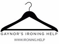 Gaynor's Ironing Help