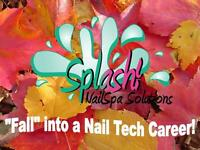 Nail Tech Course! Top-rated!  Fall Program!