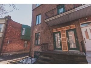 Charming home on sought after streets of the plateau!