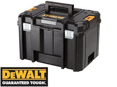 DEWALT TSTAKVI Deep Toolbox DEW171195 Tool Box for dewalt No tote tray