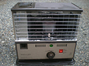 PORTABLE KEROSENE HEATER Campbell River Comox Valley Area image 1