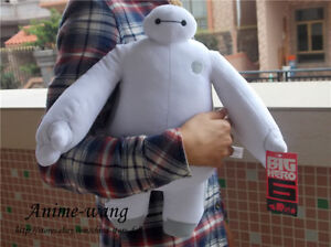 2014-NEW-DISNEY-BIG-HERO-6-CUTE-BAYMAX-ROBOT-15-034-PLUSH-DOLL-NWT