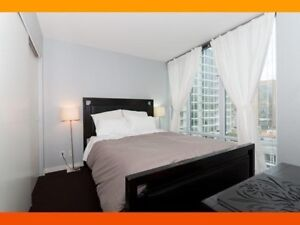 PRIVATE ROOM TO RENT IN DOWNTOWN - CLOSE TO SHOPS & GASTOWN