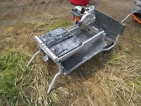 wet saw rent 30$ day