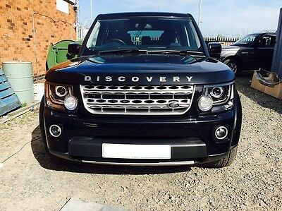 Land Rover Discovery 3 Body kit Conversion to discovery 4 2016 Signature