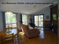 OPENINGS the next two Weekends at INVERNESS FALLS RESORT