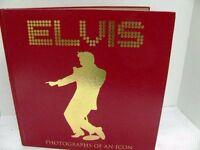 elvis presley photographs of an icom
