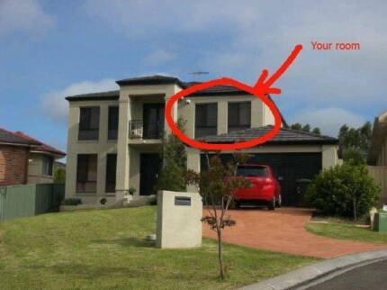 Large room for rent in a large house - Blair Athol Campbelltown