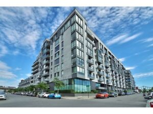 Old port - Old Montreal furnished condo with parking