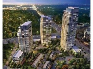 Luxury 2 Bedroom Condo For Lease (Don mills&Sheppard)