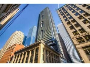 2bed + 2 bath Luxurious Condo in Downtown with parking