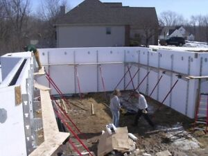 ICF bracing system - WANTED - looking to buy ICF braces