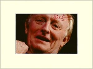 NEIL-KINNOCK-LABOUR-LEADER-MP-HAND-SIGNED-AUTOGRAPH-PHOTO-10X8-MOUNTED-COA