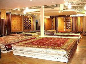 Open To Public and Designers 2500+ Persian, Indian Rugs Home