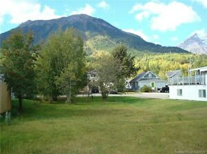 vacant lot for sale in Fernie BC