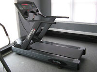 Life Fitness 9500HR treadmill for sale