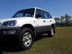 TOYOTA RAV4 WAGON, RWC, REGO!!! Redcliffe Redcliffe Area Preview