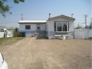 FOR RENT IN TISDALE-2 BEDROOM MOBILE HOME