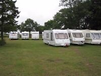 All year round storage available - All vehicles