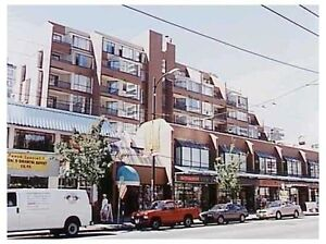 For Rent: 1 bedroom at Robson Gardens in the West End -