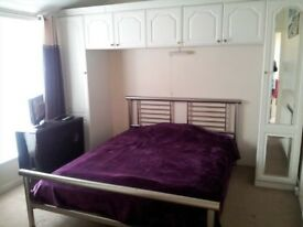 Very spacious double room in Plaistow, 10 minutes from Canning Town, 20 minutes from Canary Wharf.