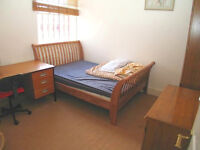 Spacious double room in friendly professional flatshare near Ealing - Available NOW!
