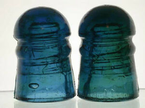 Insulators - Old Antique Glass Insulators