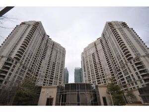 1+Den condo for rent Square ONE Utilities Included