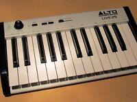 ALTO Live 25 Midi Controller