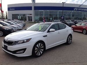 2013 Kia Optima SX at
