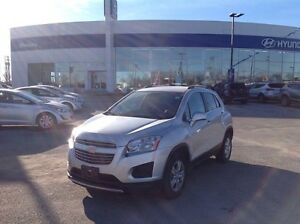 2016 Chevrolet TRAX AWD LT***Free set of Winter Tires and Rims**