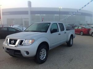 2015 Nissan Frontier SV 4X4 at