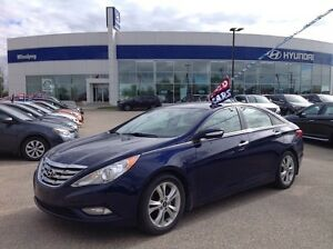 2011 Hyundai Sonata Limited W/ Winter Tires