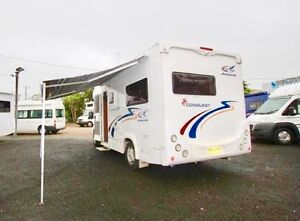 2011 Jayco Conquest 20ft Model Auotmatic Permanant Bed Tweed Heads South Tweed Heads Area Preview