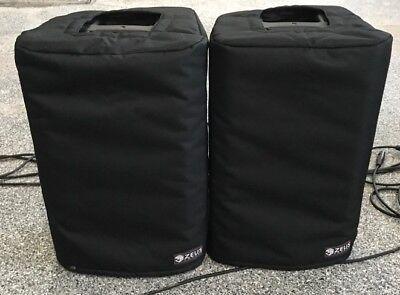 RCF HD12A Padded Speaker Covers (12a Speaker)