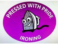 Ironing Services Ironing Lady Bottisham Cambridge, Burwell, lode, quy, swaffham, Milton, fen Ditton