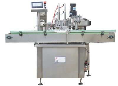 Bap Eye Drop Or Tincture Liquid Bottling Machine- Fill Cap- Label Wrap Avail.