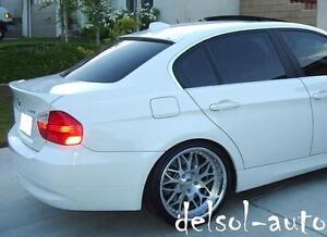 Painted BMW E90 3 Series 325i 328 335 i 328i 335i M3 OE AC Trunk + Roof Spoiler