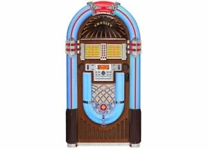 Jukebox Crosley Retro Grand Format - Large model vintage look