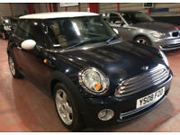 MINI HATCH COOPER 1.6 COOPER 3d AUTO 118 BHP GREAT EXAMPLE OF VERY LOW MILEAGE ++SERVICE RECORDS