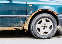 WPG Rust repair & bodywork—— Best rates!