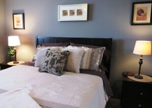 Fully Furnished All Utilities Included - Heated Parking!