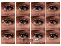 Freshlook Coloured Natural Looking lenses,Natural way to change your eye colour