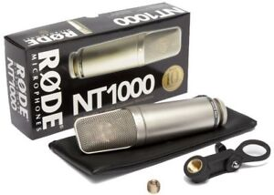 Rode NT1000 Large-diaphragm Condenser Microphone