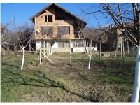 Nice house in the village of Galiche, close to Sofia in Bulgaria