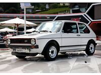 GOLF GTI MK1 SPARES WANTED