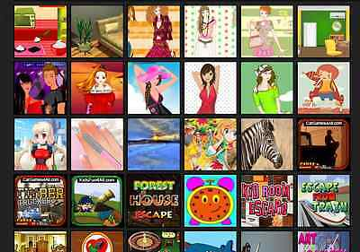 Arcade Wordpress Online Games Affiliate Website For Sale 2 Months Free Hosting