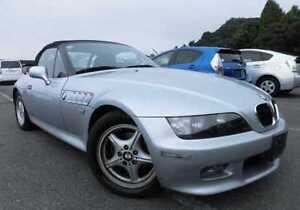 1997 BMW Z3 Coupe (2 door)