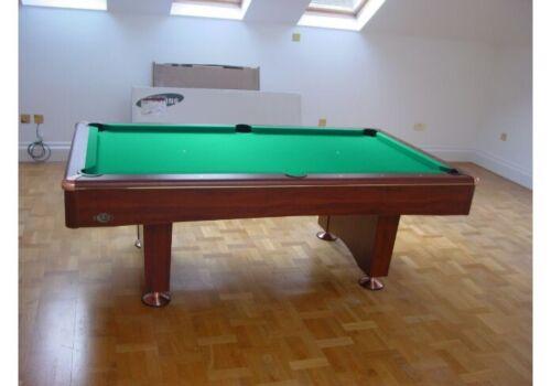 New Buffalo Walnut Eliminator 2 (II) American Pool Table   *HomePoolTables*