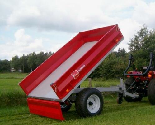 Morgnieux RT 2000 H kipper